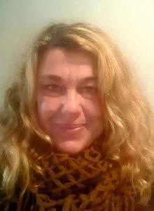 PhD student Vicki Oliveri