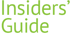 insiders' guide @ UNE