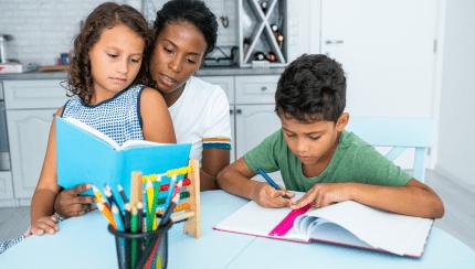 Homeschooling Mum