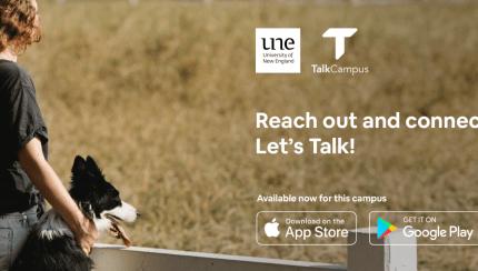 Talk Campus App