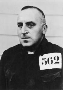 ADN-ZB Carl von Ossietzky, Publizist, geb. 3.10.1889 in Hamburg gest. 4.5.1938 in Berlin, an den Folgen der KZ Haft als Häftling im Konzentrationslager Esterwegen.