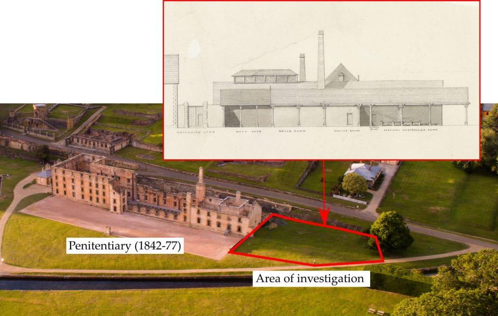 Area of investigation