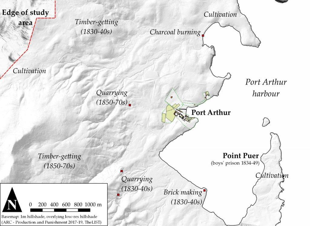 A mappy map