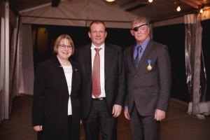 Professor Annabelle Duncan, Mr Grant Hehir and Professor Michael Smith