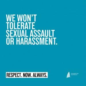 Respect.Now.Always