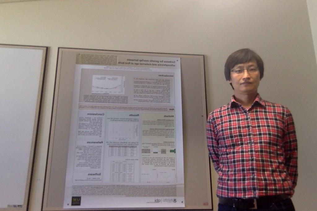 Dr S Hong Lee