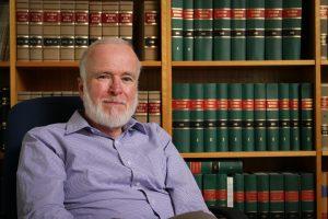 Professor Paul Martin, head of UNE's AgLaw Centre