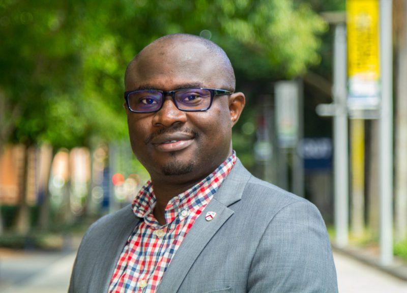 """Oluwagbenga """"Michael"""" Akinlabi"""