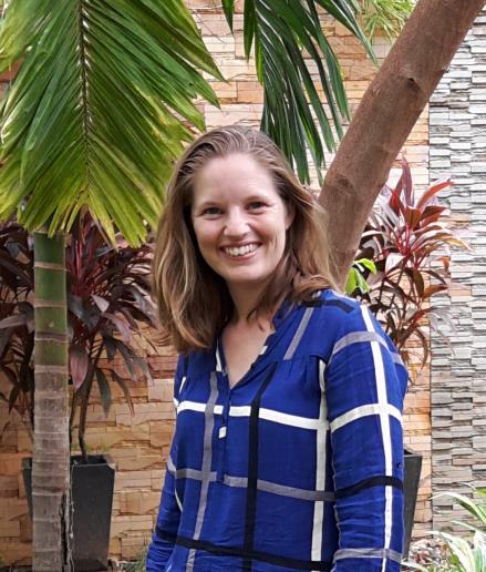 Dr Georgina Lloyd Rivera