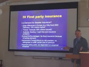 Professor Michael Faure's Kirby Seminar