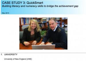 QuickSmart RUN Case Study
