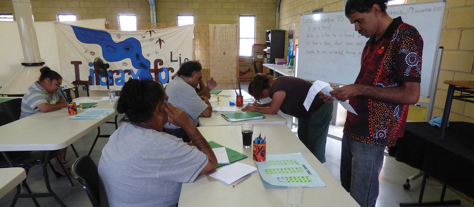 Linking Aboriginal Literacy and Health