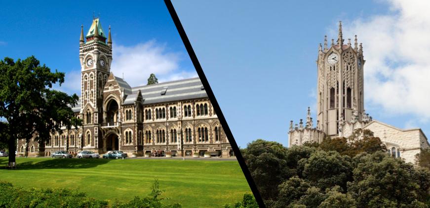Dunedin vs Auckland
