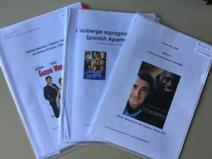 French 269 course books