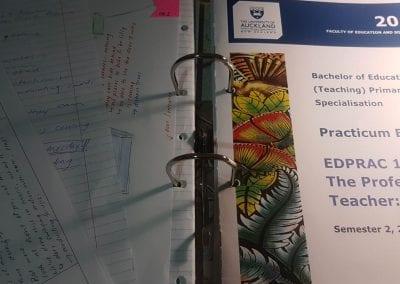 Practicum folder