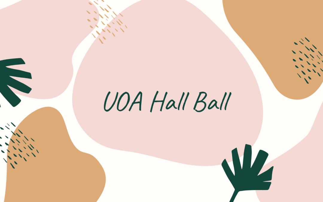 UOA Hall Ball 2020