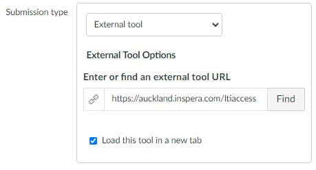 """The option """"Load this tool in a new tab"""" is ticked."""