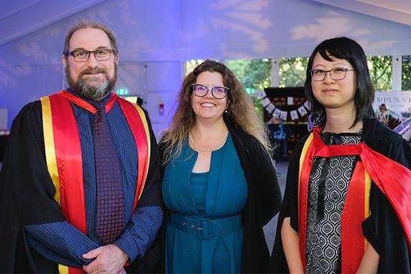 2018 Autumn Graduation