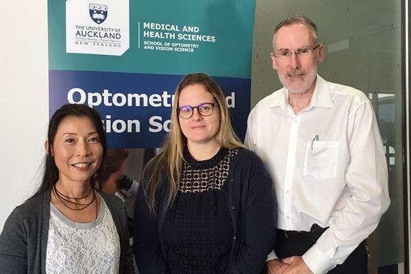 Optometrists' TPA Survey