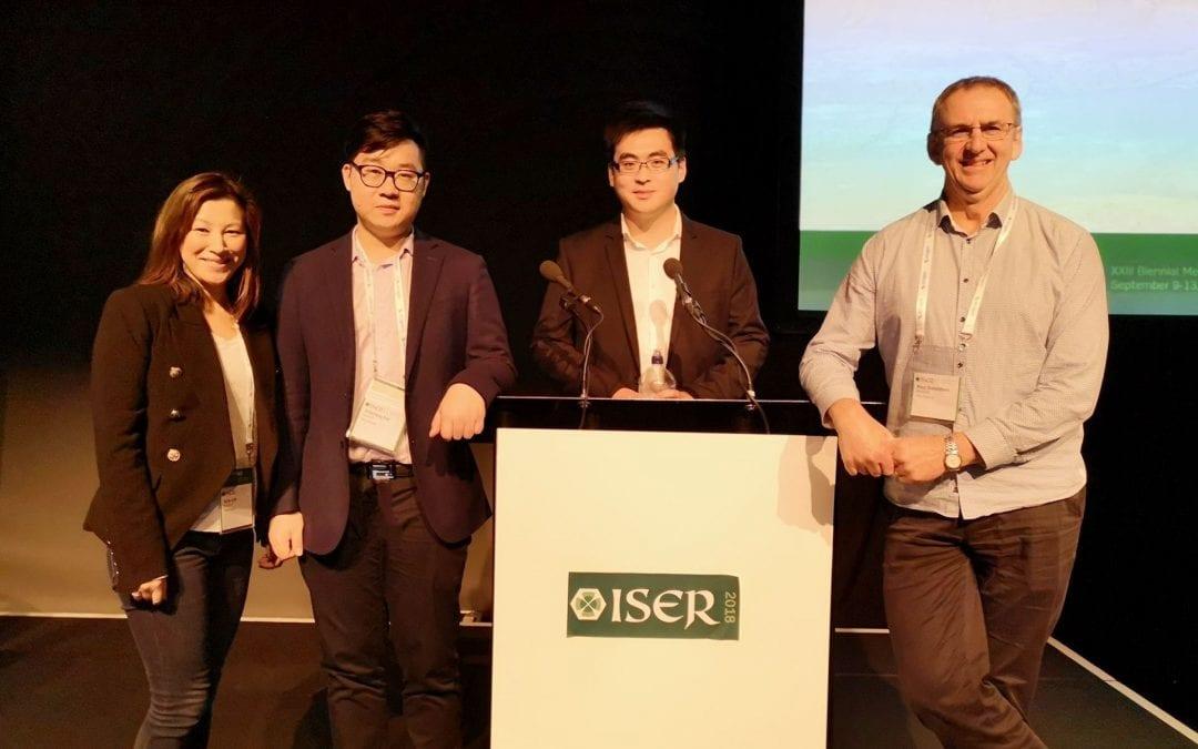 ISER conference