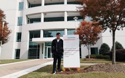 PhD Student Wilson Pan in USA