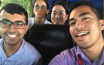 Student experience: Amosa Lene, Fiji Camp
