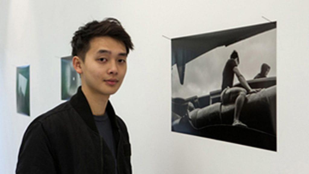 2013 winner, Sam Wong