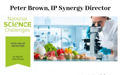 Webinar: Top IP tips for functional foods