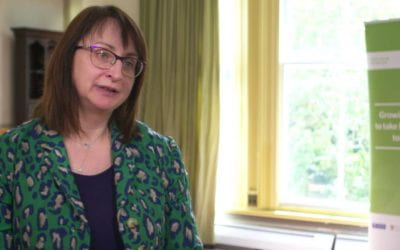 Watch Professor Nicole Roy talk about the importance of understanding the microbiome in the gut