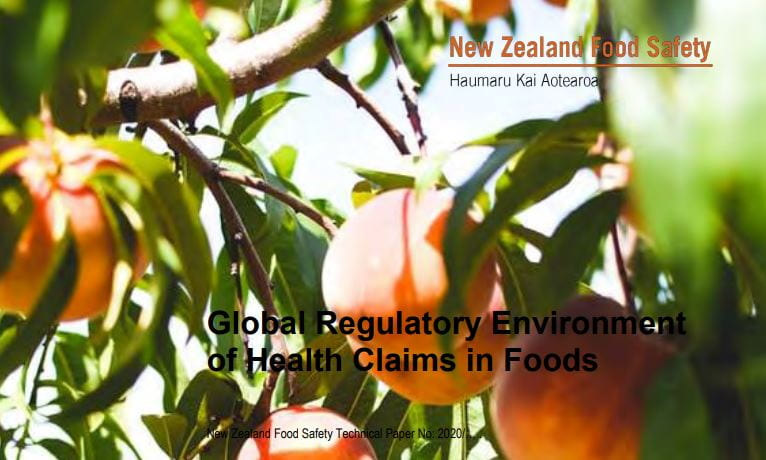 Read NZ Food Safety's latest technical paper
