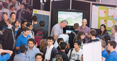 University of Auckland employer expo