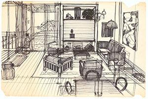 Megson Collection - Norris House.