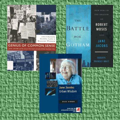 Jane Jacobs' books