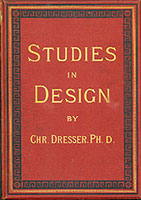 Christopher Dresser. Studies in Design.
