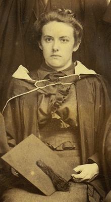 Annie Morrison MA 1893