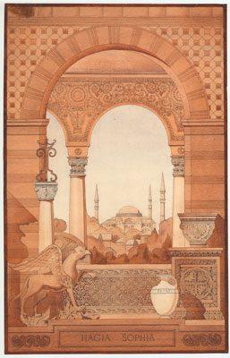 Hagia Sophia by Mary Dorothy Edwards