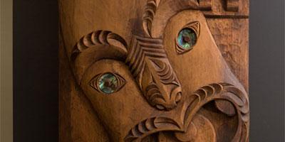 Whakairo in the General Library