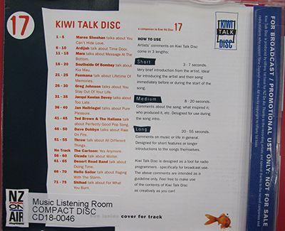 Kiwi Talk Disc