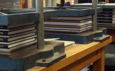 Book presses