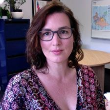 Dr Julie MacArthur