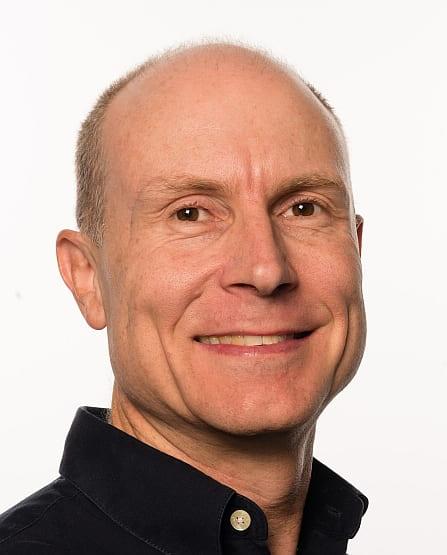 Senior Research Fellow Mark Trew