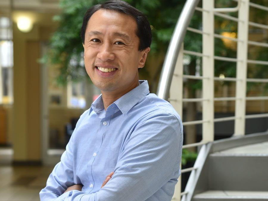 EMC 2019 Visiting Professor Seminar Series: Professor Frank Lin