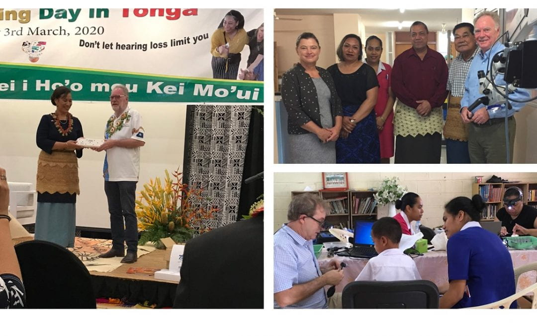 Ear and Hearing Care in Tonga