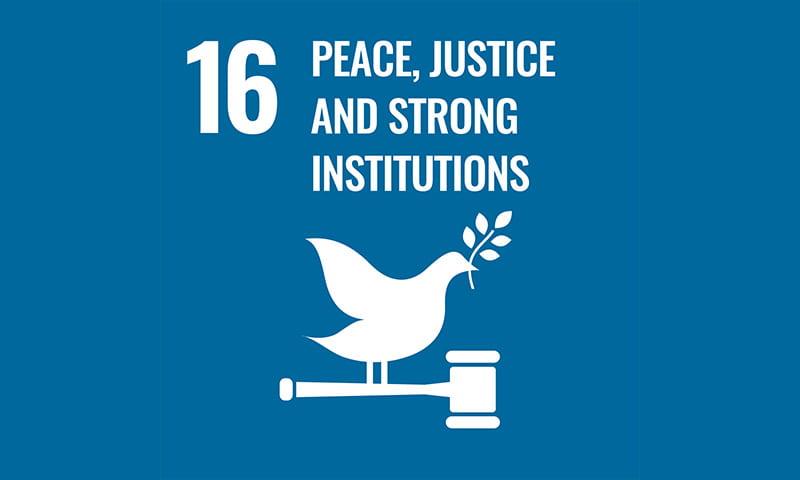 UNSDG Goal16