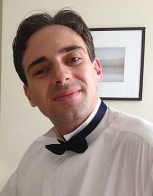Alumni profile: Christof Lutteroth