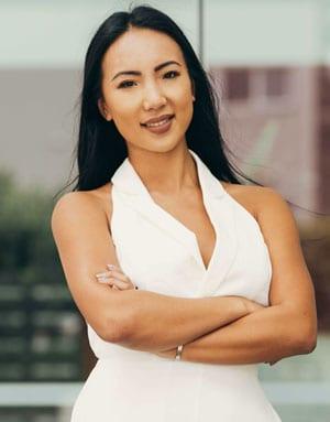 Alumni profile: Iyia Liu