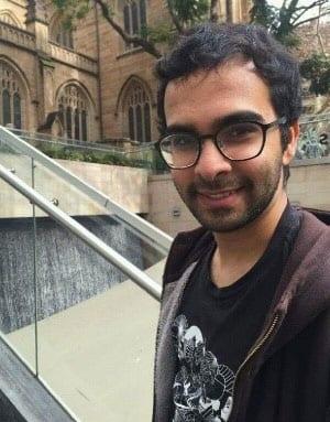 Alumni profile: Vivek Kumar
