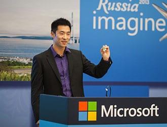 Daniel Xu accepted into Stanford Ignite