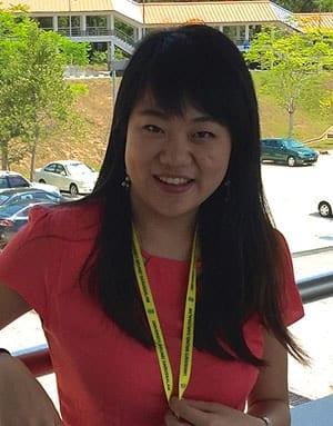 Alumni profile: Jenny Cheng