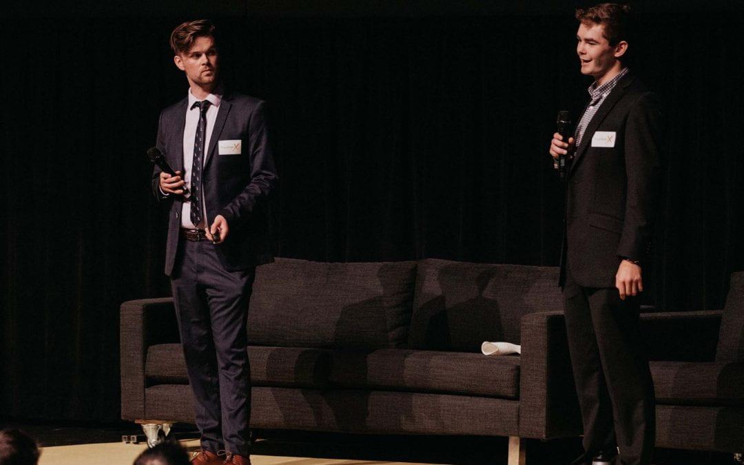 Student profile: Prosthetics innovator Connor Talbot